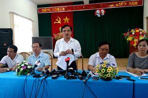 Công an tỉnh Sơn La khởi tố vụ án sai phạm điểm thi THPTQG