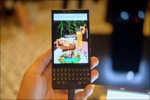 BlackBerry Key2 chính thức ra mắt thị trường Việt Nam, giá 16,99 triệu đồng