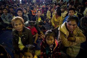 Vụ vỡ đập thủy điện ở Lào: Cộng đồng thế giới chung tay hỗ trợ