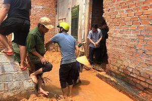 Hồi âm bài báo 'Một nhà làm khổ nhiều nhà': Lập phương án làm mương thoát nước