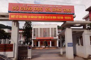 Khởi tố vụ án gian lận điểm thi tại tỉnh Sơn La