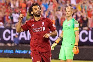 Man City vs Liverpool (1-2): Salah và Mane giúp 'The Kop' thắng ngược