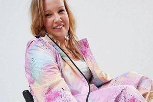 Người khuyết tật xuất hiện trong chiến dịch quảng bá thời trang
