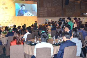 Forbes Vietnam: Diễn đàn kinh doanh 2018 - Tạo dựng tăng trưởng bền vững