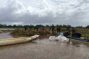 Vỡ đập ở Lào, mực nước tại An Giang tăng bao nhiêu?