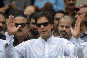 Ủy ban bầu cử Pakistan xác nhận chiến thắng của ông Imran Khan