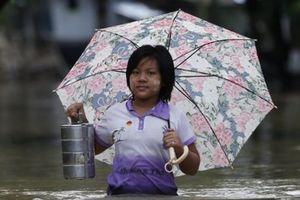 Hàng nghìn người dân Myanmar phải sơ tán khẩn cấp vì lũ lụt