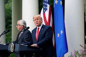 Mỹ và EU giảm căng thẳng thương mại