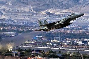 Saudi nâng cấp loạt F-15 sau khi bị Houthi bắn hạ