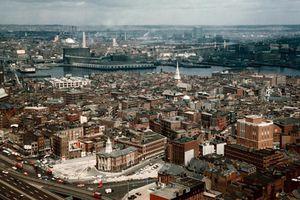 Thành phố Boston của Mỹ thập niên 1960 trông như thế nào?