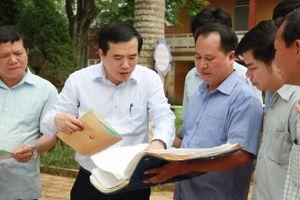 Nhiều trường học tại Phú Thọ thiệt hại nặng nề do mưa lũ