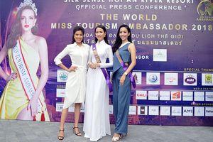 Cuộc thi 'Hoa hậu Đại sứ du lịch thế giới' sẽ được tổ chức tại Hội An