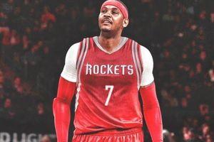 Tổng hợp tin chuyển nhượng NBA - Carmelo rất gần Rockets, Kevin Love quyết định tương lai