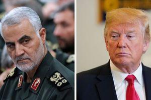 Tướng Iran gay gắt cảnh báo về cuộc đối đầu quân sự với Mỹ