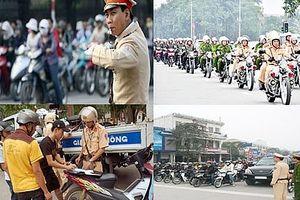 Hà Nội: Tập trung thực hiện một số nhiệm vụ trọng tâm bảo đảm trật tự an toàn giao thông