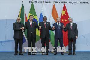 Lãnh đạo các nước hội đàm song phương bên lề Hội nghị thượng đỉnh BRICS