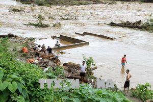 Lào Cai tiềm ẩn nhiều nguy cơ trong mùa mưa bão