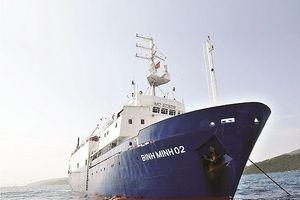 Dấu ấn PTSC CGGV và tàu Bình Minh 02