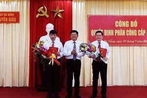 Ông Đặng Việt Dũng làm Phó Chủ tịch Thường trực UBND TP Đà Nẵng