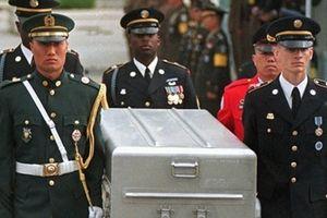 Bình Nhưỡng trao trả hài cốt lính Mỹ trong Chiến tranh Triều Tiên