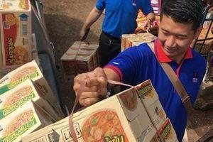 Việt Nam hết lòng chung tay giúp đỡ bạn Lào sau vụ vỡ đập thủy điện