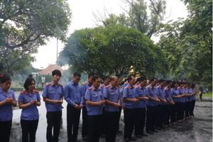 VKSND tỉnh Điện Biên: Tổ chức Lễ viếng các anh hùng liệt sỹ