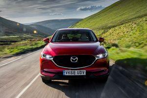 Mazda CX-5 2018 sắp bán tại Anh có gì khác biệt so với Việt Nam?