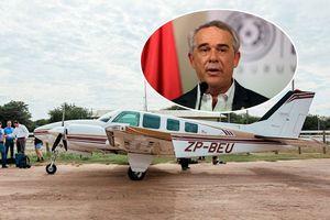 Rơi máy bay, Bộ trưởng và Thứ trưởng Paraguay tử nạn