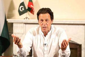 Cựu sao thể thao đắc cử thủ tướng Pakistan