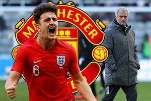 Mourinho có thể gây áp lực với M.U để biến Maguire thành hậu vệ đắt nhất thế giới