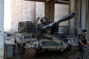 Chảo lửa Dara'a: Tuyến phòng thủ IS sụp đổ, quân đội Syria chiếm loạt cứ địa