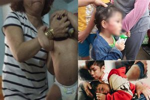 Những vụ bạo hành trẻ em nổi cộm, gây 'rúng động' xã hội