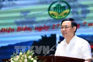 Phó Thủ tướng Vương Đình Huệ: Xây dựng nông thôn mới cần có tư duy mới