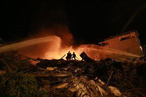Cháy chợ Gạo Hưng Yên: Đối tượng gây hỏa hoạn có thể bị án 12 năm tù