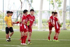 HLV Park Hang Seo chọn Văn Quyết thay Xuân Trường làm đội trưởng