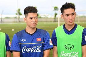 Đình Trọng chưa thể tập luyện cùng U23 Việt Nam vì chấn thương