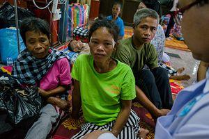 Vụ vỡ đập ở Lào: Cha bất lực nhìn lũ cuốn trôi 2 con