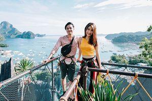 Quang Vinh và Diễn My 9x cùng nhau tận hưởng hành trình 5 ngày khám phá đảo Philippines