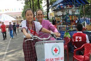 Ấm lòng ngày hội 'Tình nguyện viên chữ thập đỏ vì cộng đồng'