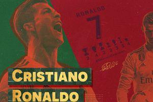 Thế giới nội tâm của Cristiano Ronaldo