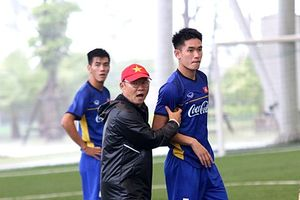 Olympic Việt Nam: Lịch thi đấu Asiad thuận lợi và nỗi lo của HLV Park Hang Seo