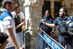 Israel đóng cửa nhà thờ Hồi giáo Al Aqsa