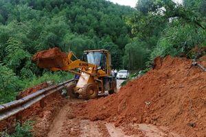 Bắc Bộ, Thanh Hóa, Nghệ An mưa to, đề phòng lũ quét và sạt lở đất