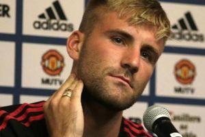 Luke Shaw tiết lộ lý do 'chê' hợp đồng mới của M.U