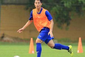 HLV Hà Nội FC hé lộ thương tích của tuyển thủ Olympic Việt Nam