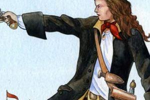 Năm nữ hải tặc khét tiếng trong lịch sử hàng hải nhân loại