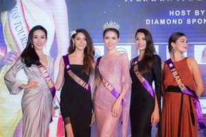 Đại diện Việt Nam - Phan Thị Mơ trở thành 'Thí sinh đẹp nhất' đêm tiệc