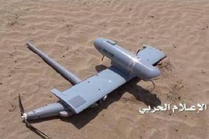 Máy bay do thám của lực lượng A rập xê út dẫn đầu bị bắn hạ