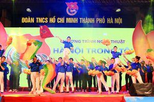 Liên hoan nghệ thuật Điểm hẹn thanh niên 'Tình yêu Hà Nội'