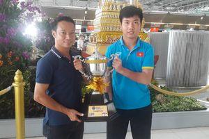 Đội U.16 Việt Nam quyết bảo vệ ngôi vô địch Đông Nam Á